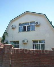 Дом с номерами продам в Анапе. Улица Краснодарская 19, р-н Алексеевка, площадь дома 116 кв.м., централизованный водопровод, электричество 15 кВт, ото...