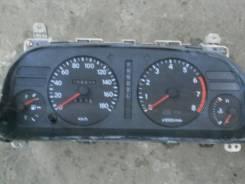Панель приборов. Toyota Corolla, AE100