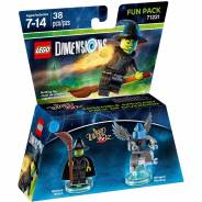 Фигурка lego dimensions fun packs wizard of oz. центр, приставкин