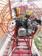 Продается Аэромотоустановка достойная замена водомету. 100,00л.с., бензин, Год: 2012 год. Под заказ из Уссурийска