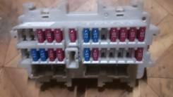 Блок предохранителей. Nissan Presage, TNU31 Двигатель QR25DE
