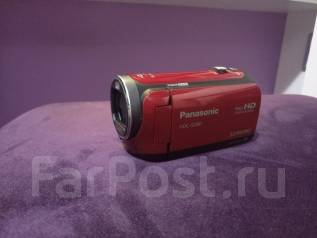 Panasonic HDC-SD80. 8 - 8.9 Мп, без объектива