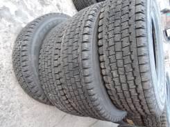 Bridgestone Blizzak Revo 969. Зимние, без шипов, 2011 год, износ: 20%, 4 шт