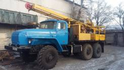 Урал 4320. Буровуая УРБ 2а2, 11 000 куб. см., 10 000 кг.