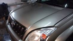 Капот. Toyota Land Cruiser Prado, GRJ120