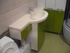 Изготавливаем столешницы для ванных комнат. Под заказ