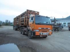 Nissan Diesel UD. Продаётся сидельный тягач Nissan UD в Кавалеровском районе, 26 000 куб. см., 18 000 кг.