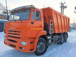 Камаз 6520. Самосвал КамАЗ 6520, Мамонт, 4 000 куб. см., 20 000 кг.