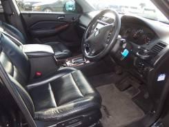 Панель рулевой колонки. Acura MDX Honda MDX, YD1 Двигатель J35A