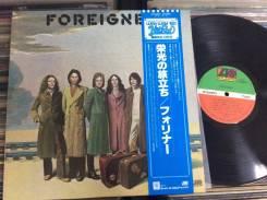 Форинер / Foreigner - Foreigner - Первый Альбом - 1977 - JP LP