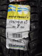 Gislaved Nord Frost V. Зимние, шипованные, 2012 год, без износа, 4 шт