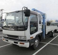 Механическая коробка переключения передач. Isuzu Forward, FRR33 Двигатель 6HH1