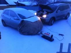 Отогрев авто , замерз, не заводится, перемёрз грушитель