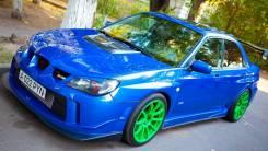 Бампер. Subaru Impreza, GD