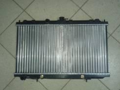 Радиатор охлаждения двигателя. Nissan Primera, P12E Nissan Almera, N16E Двигатели: F9Q, QG16DE, QG18DE, QR20DE, YD22DDT, K9K, QG15DE