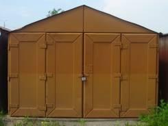 Куплю металлический гараж. От частного лица (собственник)