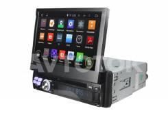 Магнитола 1DIN c выдвижным экраном Mstar KD-8600А Android