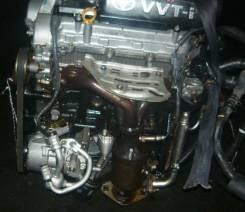 Проставка под масляный фильтр. Toyota Vitz, SCP13 Двигатель 2SZFE