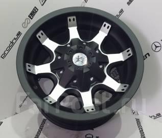 "Литые диски R15x8.5 ET-20 PCD 6x139.7. 8.5x15"", 6x139.70, ET-20, ЦО 106,1мм."
