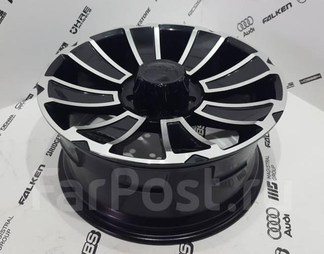 """PDW Wheels. 9.0x20"""", 6x139.70, ET30, ЦО 100,1мм."""