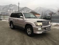 Toyota Land Cruiser. автомат, 4wd, 4.7 (160 л.с.), бензин, 188 тыс. км