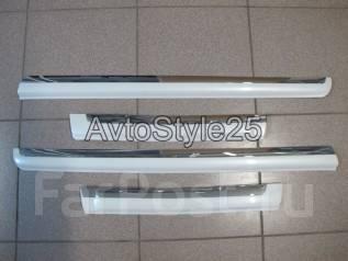 Накладка на дверь. Toyota Land Cruiser Prado, GDJ150W, TRJ150W, TRJ150, GRJ150L, GRJ150, GRJ150W, GDJ150L, KDJ150L Двигатели: 1GDFTV, 2TRFE, 1GRFE, 1K...