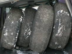 Bridgestone WeatherForce. Летние, износ: 30%, 4 шт