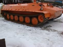 ХТЗ ТГМ-126. ТГМ-126 МТЛБ гусеница широкая, 14 000 куб. см., 3 000 кг., 9 700,00кг.