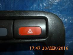 Кнопка включения аварийной остановки. Nissan Sunny, FB14 Двигатели: GA15E, GA15DE, GA15DS, GA15S