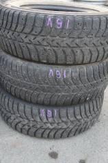 Bridgestone. Зимние, шипованные, 2006 год, износ: 20%, 3 шт