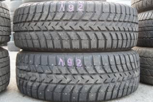 Bridgestone. Зимние, шипованные, 2008 год, износ: 5%, 2 шт