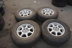 Продам комплект колес, возможна отправка. 7.5x16 6x139.70 ET34 ЦО 86,0мм.