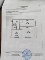2-комнатная, улица Новая 5. Томский, агентство, 44 кв.м.