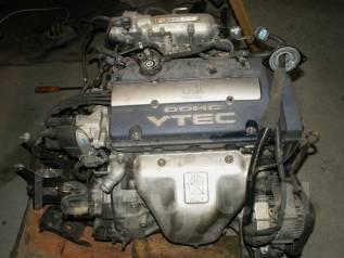 Двигатель в сборе. Honda Accord, CF4 Двигатели: F20B, F20B1, F20B2, F20B3, F20B4, F20B5, F20B6, F20B7