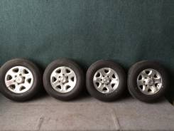 Toyota Hiace. 6.0x15, 6x139.70, ET31