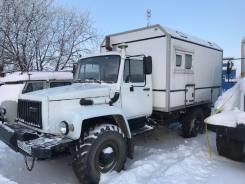 ГАЗ 3308 Садко. ГАЗ - 3308 Автодом для охоты и рыбалки, 245 куб. см.