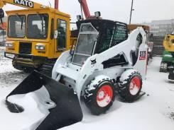Bobcat S175. Продаю фронтальный погрузчик S175, 2 300 куб. см., 900 кг.