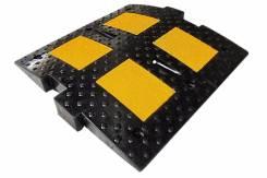 Лежачий полицейский искусственная неровность ИДН-500 основной элемент