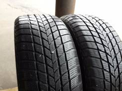 Hankook Winter Radial W400. Зимние, без шипов, износ: 10%, 2 шт
