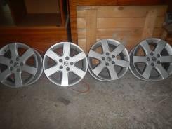 Nissan. 6.5x16, 5x114.30, ET40, ЦО 67,0мм.