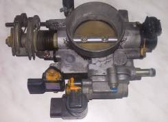 Заслонка дроссельная. Subaru Legacy, BE5, BES, BH5 Subaru Impreza, GGB, GGA, GDB, GDA Двигатели: EJ206, EJ208, EJ207, EJ205