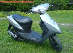 Suzuki Lets. 50 куб. см., исправен, птс, с пробегом
