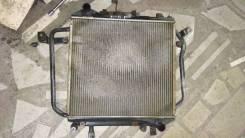 Радиатор охлаждения двигателя. Toyota Hiace, KZH100G, KZH106G, KZH106W, KZH110G, KZH116, KZH116G, KZH120G, KZH126G Двигатель 1KZTE