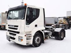 Iveco Stralis. Седельный тягач 2009 г/в, 7 790 куб. см., 11 500 кг.