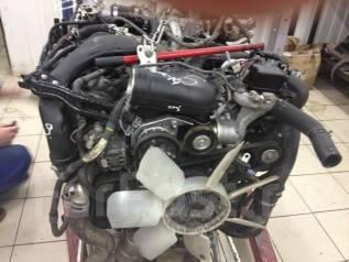 Двигатель в сборе. Toyota Land Cruiser Двигатель 1VDFTV. Под заказ