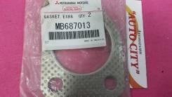 Прокладка под глушитель (ORIGINAL) MB687013 MB548652/MB313240