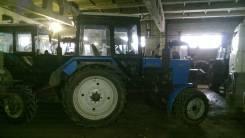 МТЗ 82.1. Продаю трактор МТЗ -82.1 2008 г. в., ОТС., 2 700 куб. см.