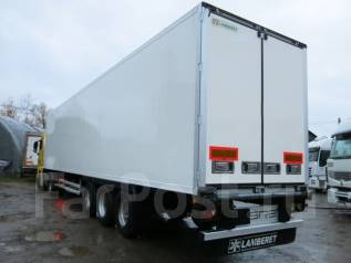 Schmitz. Полуприцеп рефрижератор Lamberet 2008г. ThermoKing SL-200e., 35 000 кг.