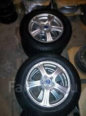 Bridgestone. 6.5x16, 5x100.00, ET48, ЦО 71,1мм.