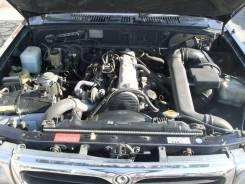Двигатель. Mazda Proceed Marvie, UVL6R Двигатель WLT